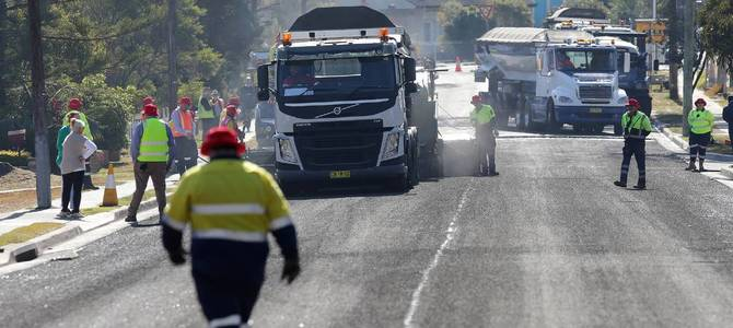 Paving the way for greener roads