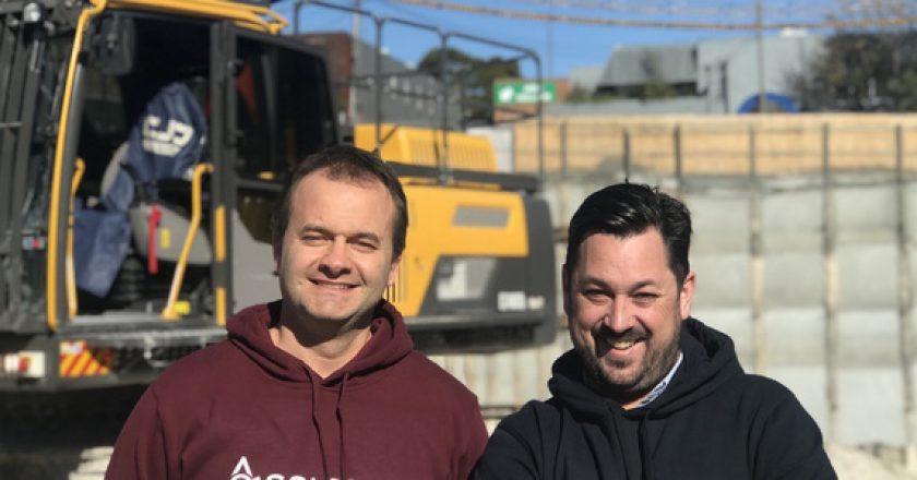 Major funding for Australian construction technology business