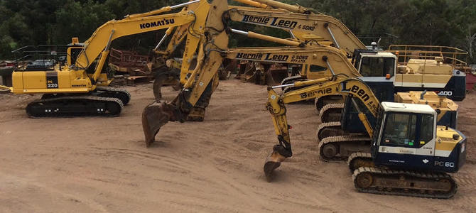 Case study: demolition contractor only has eyes for Komatsu