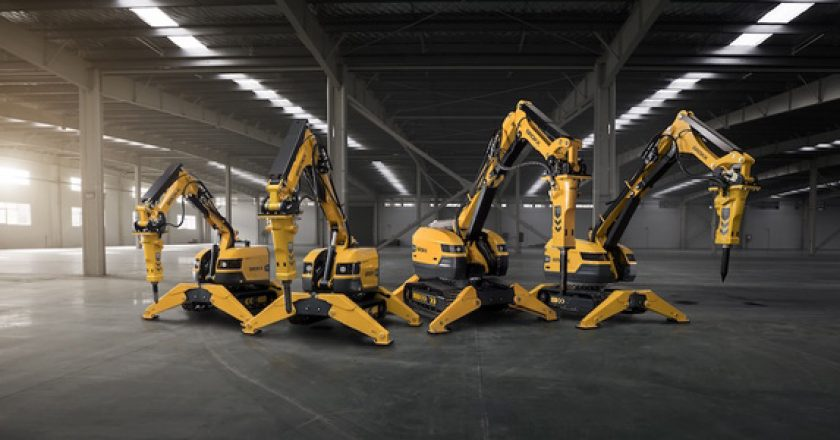 Brokk introduces next gen machines