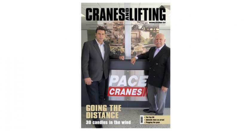 Cranes and Lifting (Nov/Dec): The Top 50