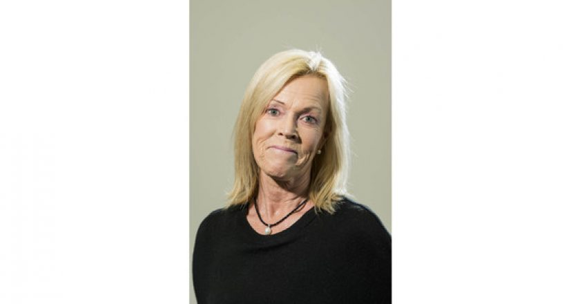 There's no stopping Cheryl Woodhart