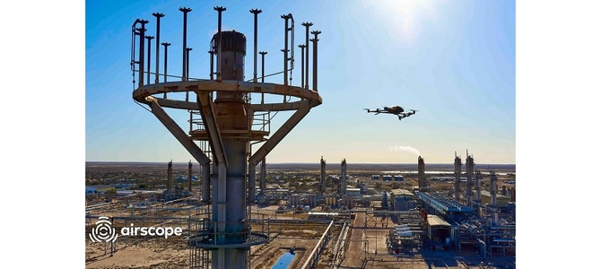 Drone mapping technology manages assets more efficiently