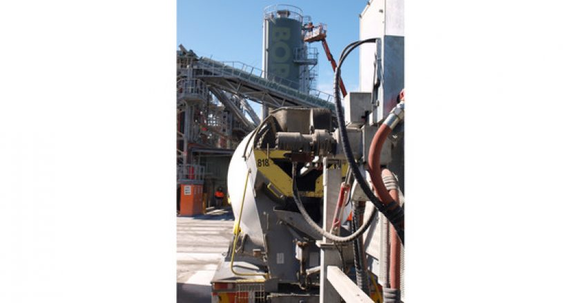 How to reduce concrete cross contamination