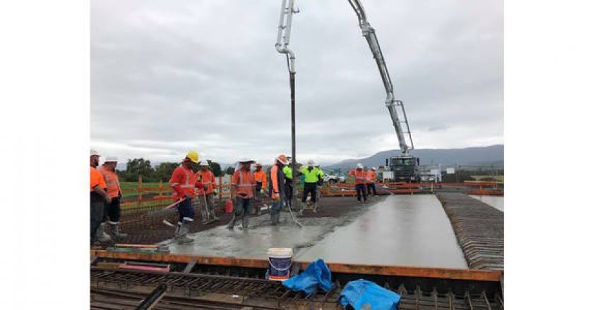 Serdar Constructions conducting FRP works on Dubbo Bridge project