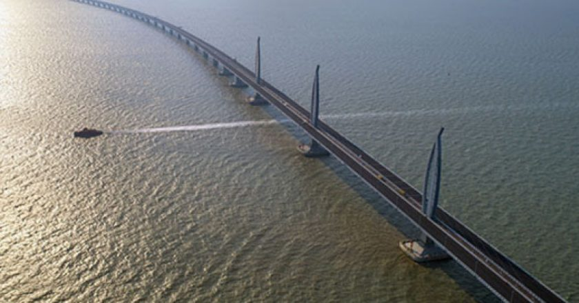From three hours to 30 minutes, the magic of Hong Kong-Zhuhai-Macao Bridge