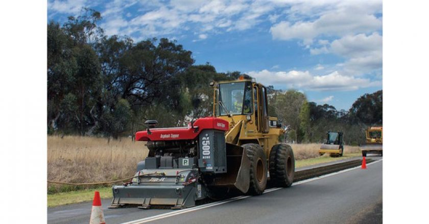 Cost-effective solution for regional roads