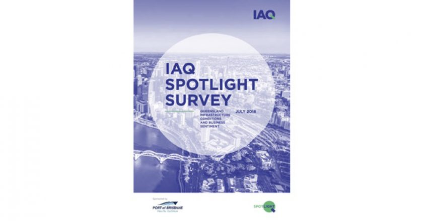 IAQ: improved business sentiment in first half of 2018