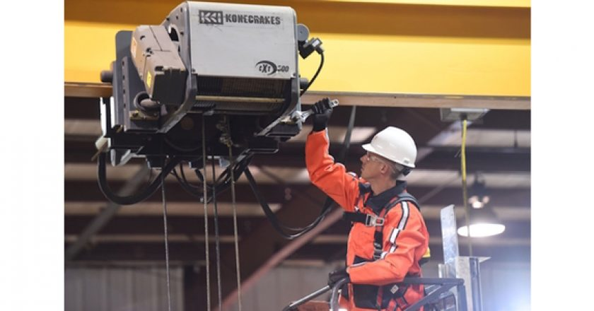 Konecranes publishes new video outlining crane safety
