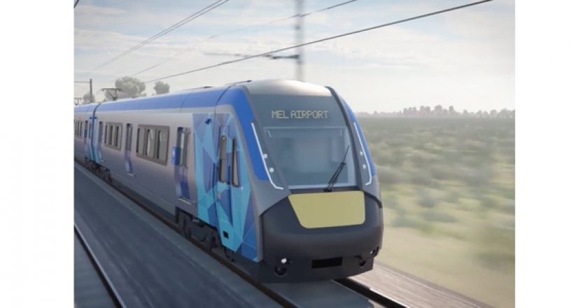 Melbourne Airport rail construction set for 2022