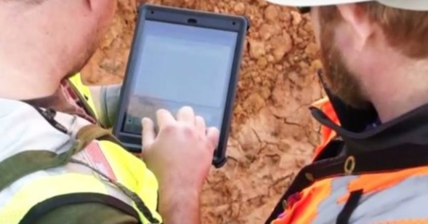 Transforming construction efficiency with mobile technology