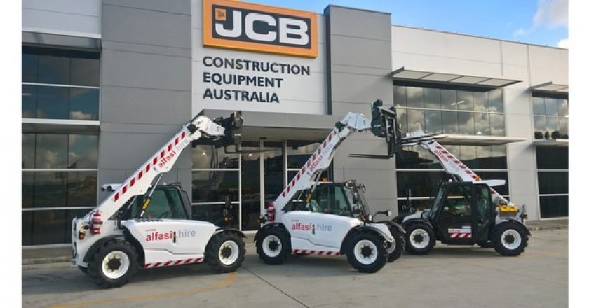 Case study: hire business expands fleet with versatile telehandlers