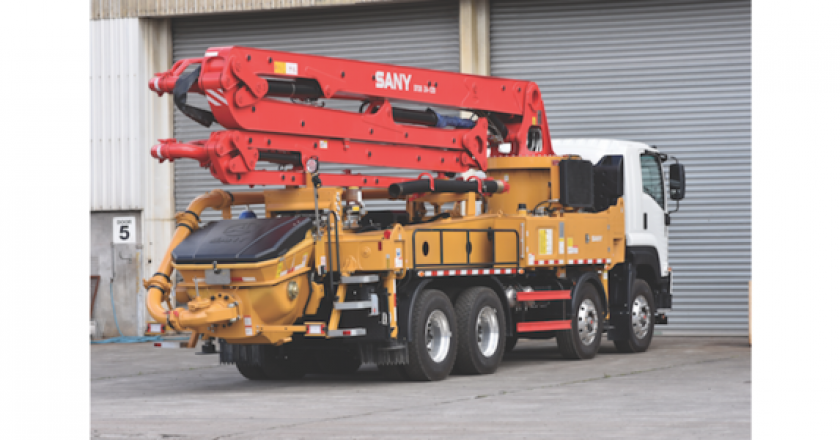 Gough Industrial Solutions become exclusive dealer of SANY equipment