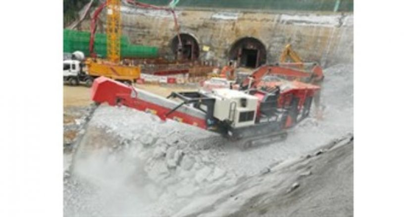 Building the Hong Kong tunnel link