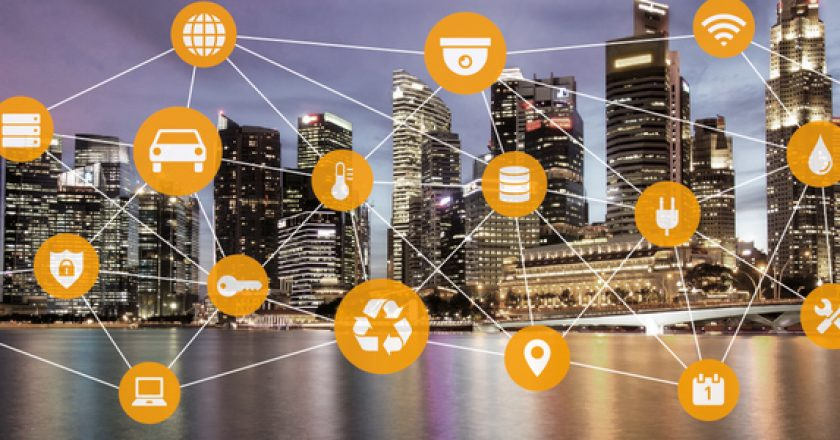 The network - the foundations of a smart city