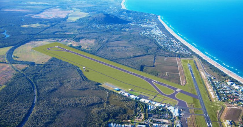 John Holland wins $225m contract for Sunshine Coast Airport expansion