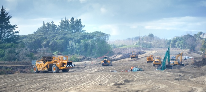Transporting New Zealand's earthworks into the future