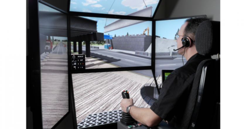 The ROI of simulation-based heavy equipment operator training