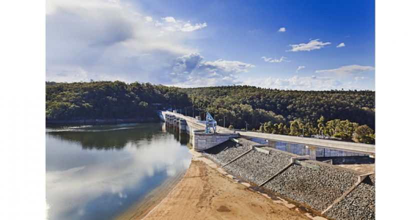 Stantec and GHD to deliver concept design for raising Warragamba Dam