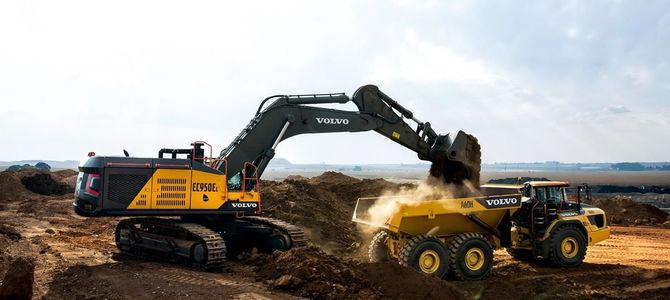 CJD Equipment celebrates 25 years distributing Volvo CE