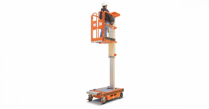 JLG sets a new (green) standard
