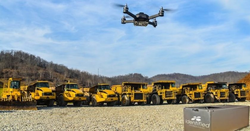 New UAV saves 75% of time gathering data