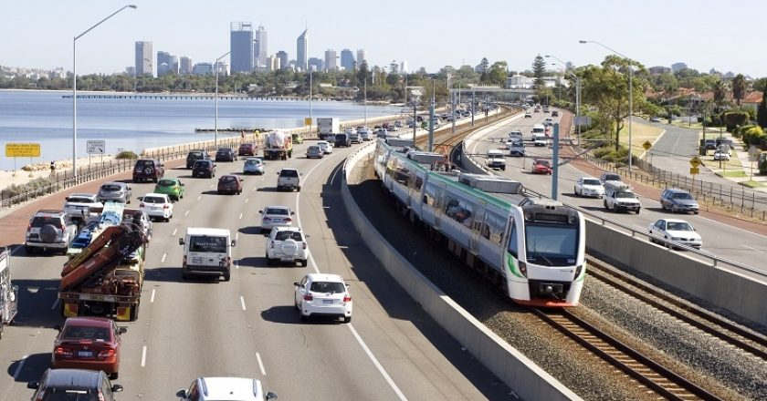 Expressions of Interest (EOI) are open for two design and construct contracts to remove a level crossing, as part of Perth's major transport upgrade METRONET.