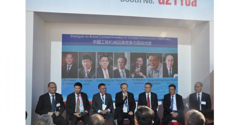 CONEXPO: The stars of China's construction industry