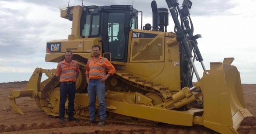 Case study: Max Bright adopts latest CAT 3D grade technology