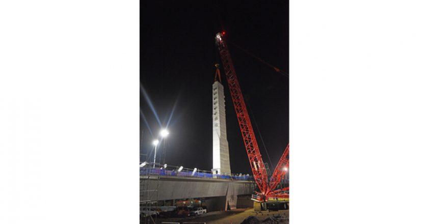 Towering achievement for Sydney Metro Northwest