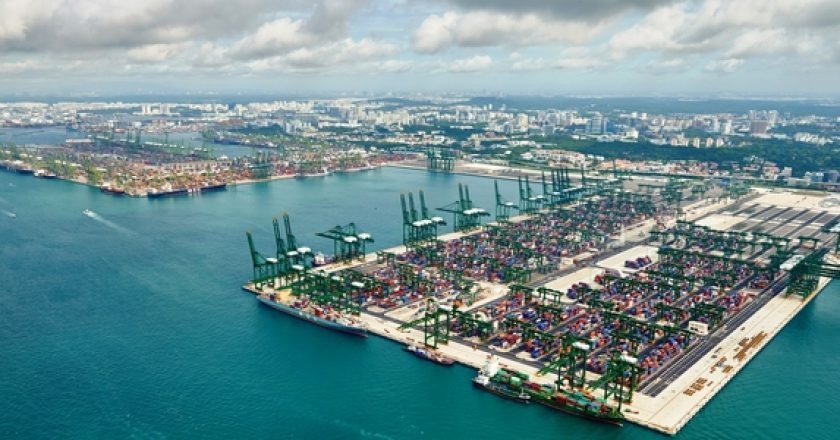 Engineering the port of the future