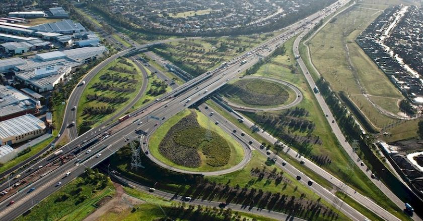 Preliminary construction works are underway on two of Melbourne's busiest freeways, the M80 Ring Road and the Monash Freeway.