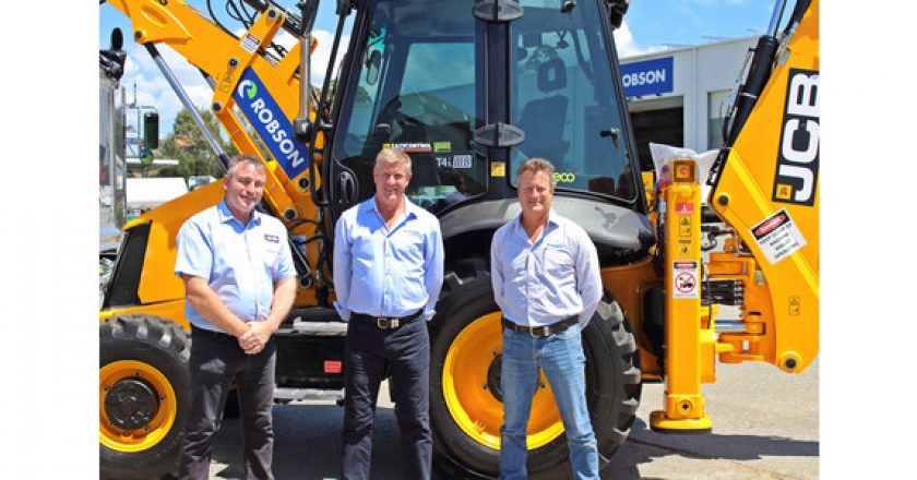 Case study: Booming industry drives backhoe demand