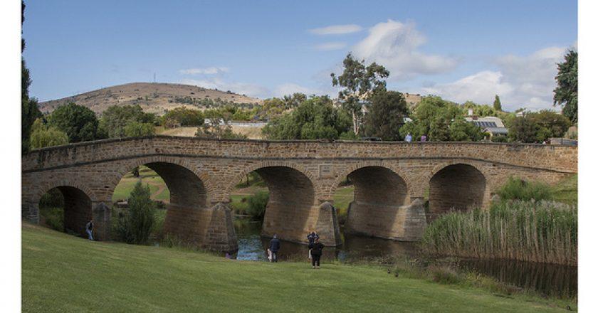 Cranes and Lifting (March): Building bridges in Tasmania