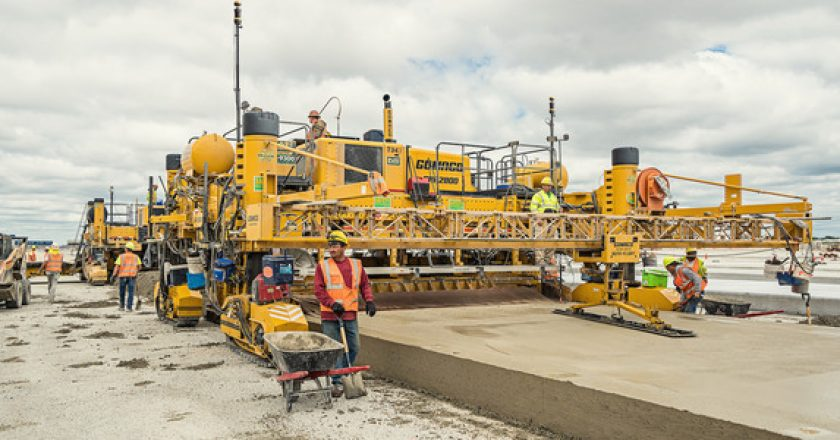Topcon at the intersection of infrastructure and technology