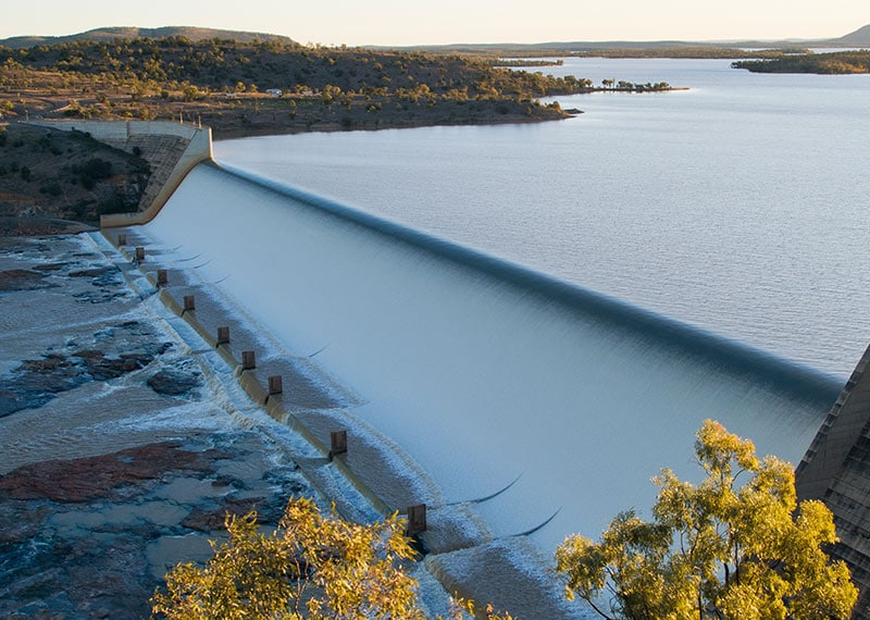 Major QLD dam to undergo $20M upgrade - Inside Construction