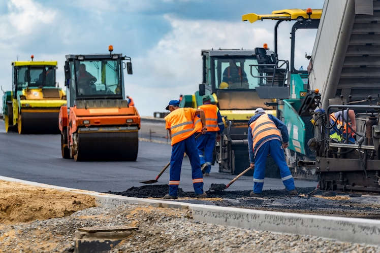 Tasmania saw the highest spending ever recorded for the state on engineering construction work in the March quarter for 2019.
