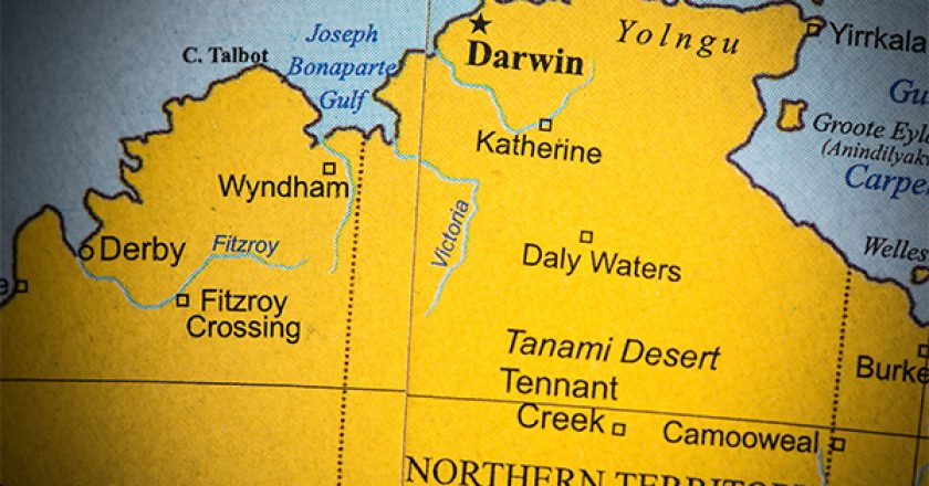 A new Northern Territory-based $500 million methanol plant could see the creation of 1000 construction jobs.