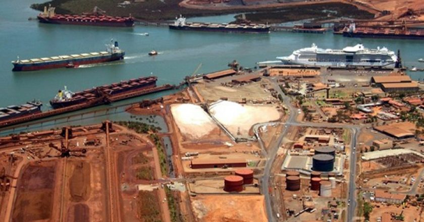 Port Hedland. Photo: Southern Cross Maritime