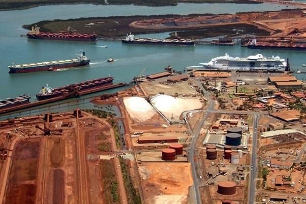Port Hedland. Photo: Southern Cross Maritime