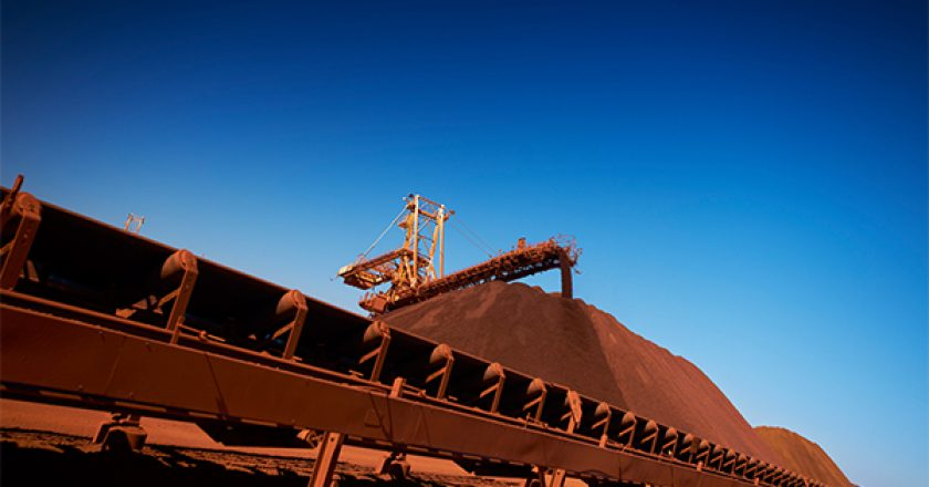 BHP's Western Australian iron ore operations in the Pilbara. Image: BHP