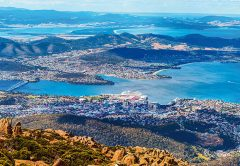 City of Hobart, tasmania