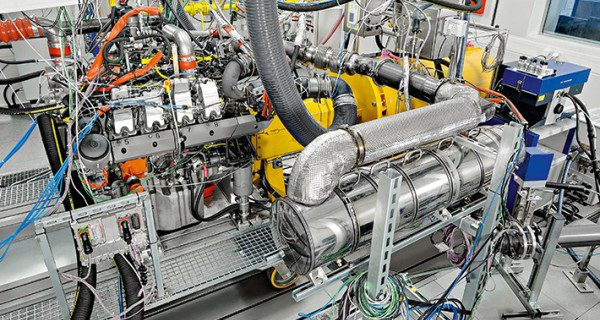 During bauma, all manner of future technologies were on display, including the latest advanced diesel technology innovations.