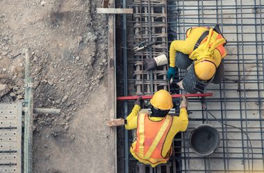 Queensland tradies are being encouraged to take advantage of a $37.6 million training package to help the improve skills for big infrastructure projects.