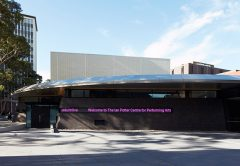 Multiplex has completed construction of Monash University's $54.2 million performing arts centre.