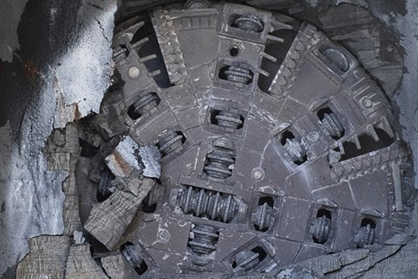 The Sydney Metro has reached another milestone as the project's second tunnel boring machine (TBM) breaks through rock at the site of the new Waterloo Station.