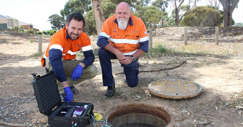 A smart sensor network has been instrumental in reducing the impact of water infrastructure breaks and leaks on customers and commuters in Adelaide's CBD.
