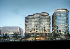 A contractor has been selected to build the first stage of the $750 million mixed-use Elizabeth North development in Melbourne's biomedical precinct.