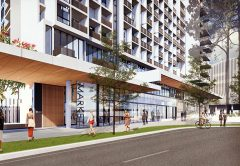 A builder has been selected to construct the $300 million Greater Curtin Stage One Student Accommodation Project in Perth, Western Australia.