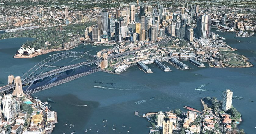 Australian aerial imagery company Nearmap has unveiled its new 3D platform, which offers tools to improve construction, urban planning, tenders and more.